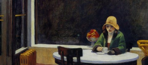 La doble cara de Edward Hopper